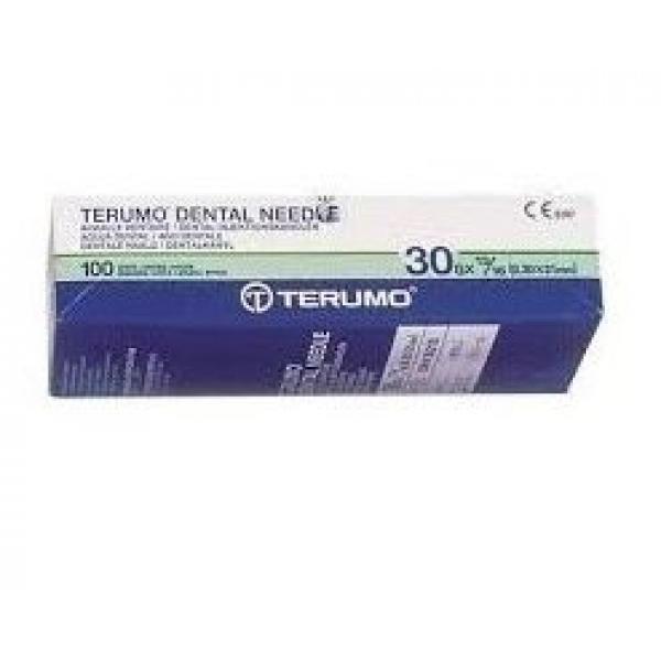 AGUJAS TERUMO 30G 0 3x21MM -