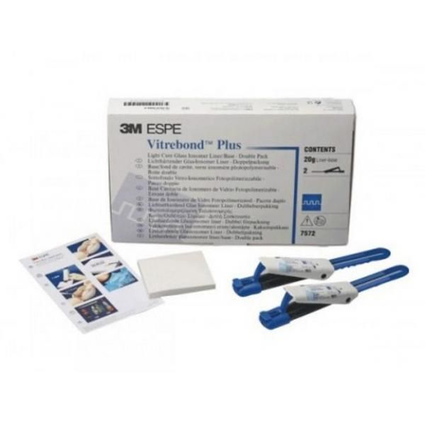 VITREBOND PLUS CLICKER DOBLE -
