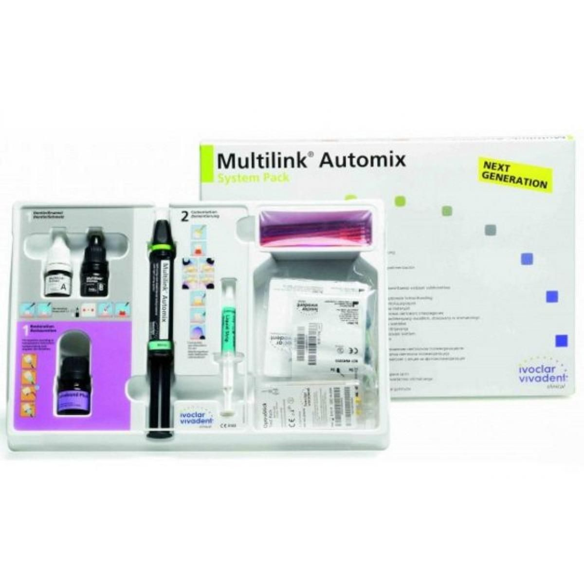MULTILINK AUTOMIX SYSTEM TRANPARENTE -