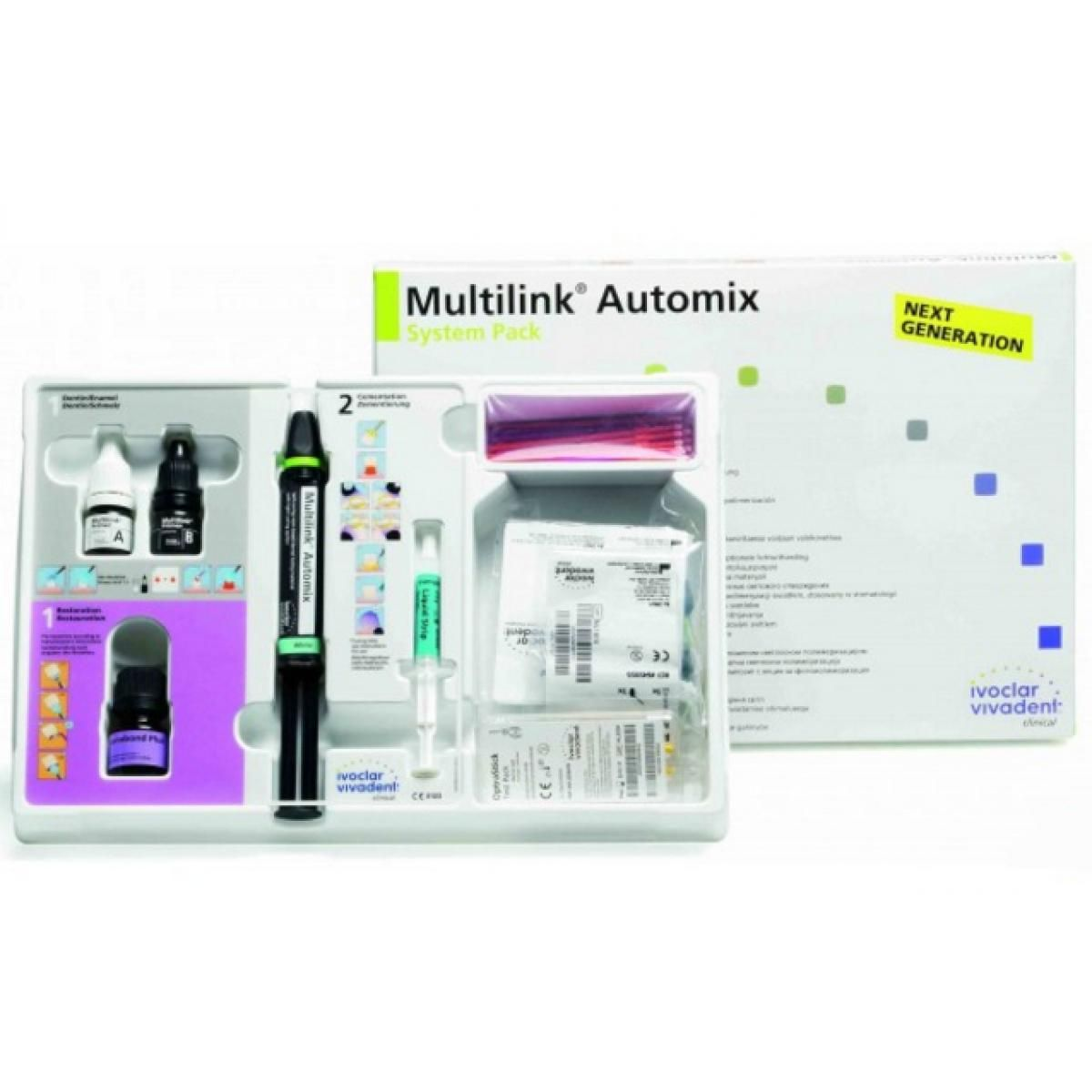 MULTILINK AUTOMIX SYSTEM AMARILLO -