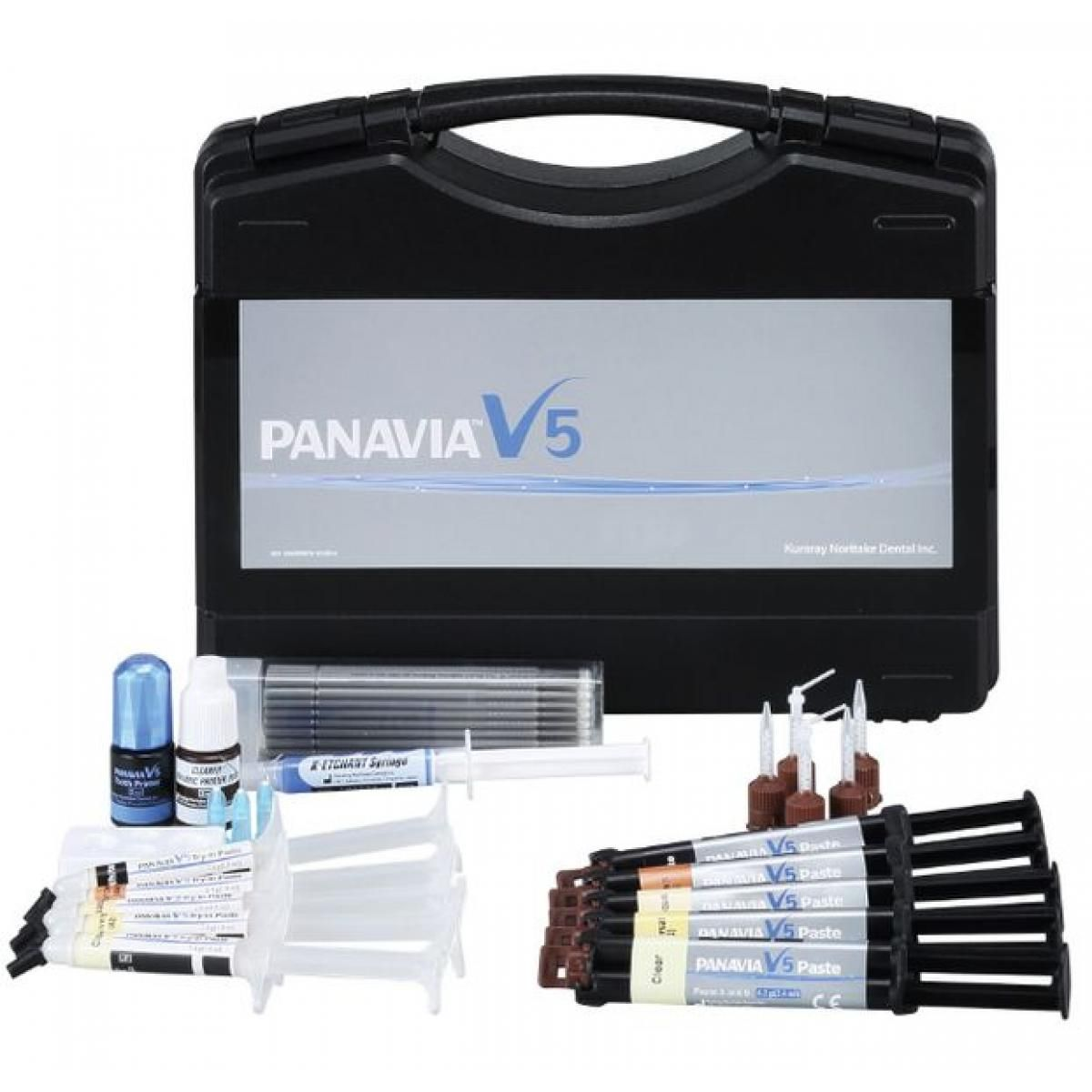 PANAVIA V5 KIT PROFESIONAL KURARAY -