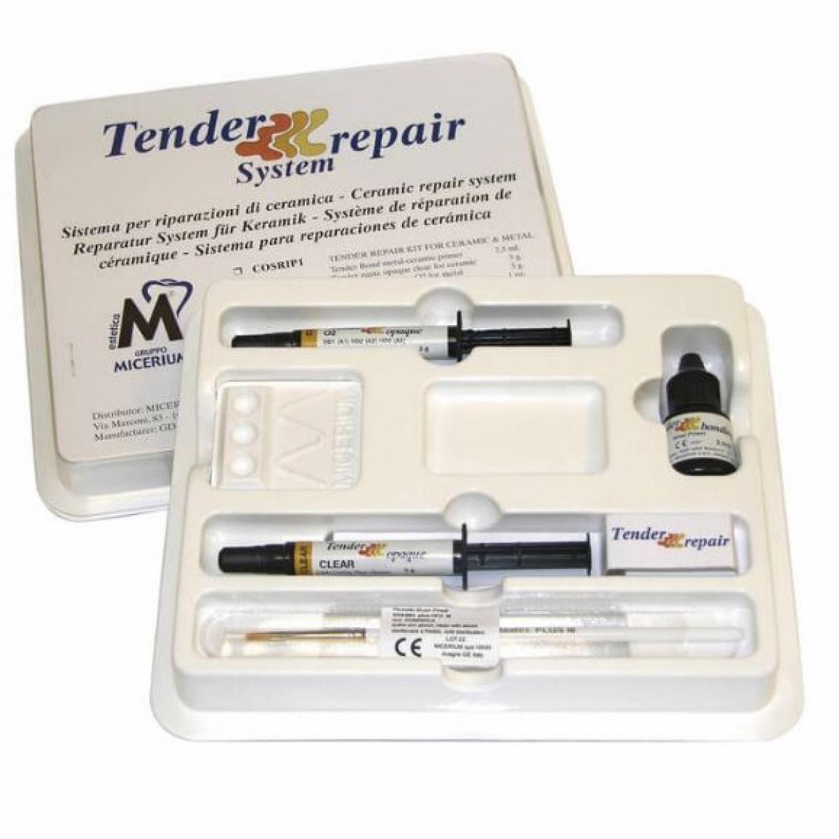 TENDER REPAIR KIT COMPLETO -