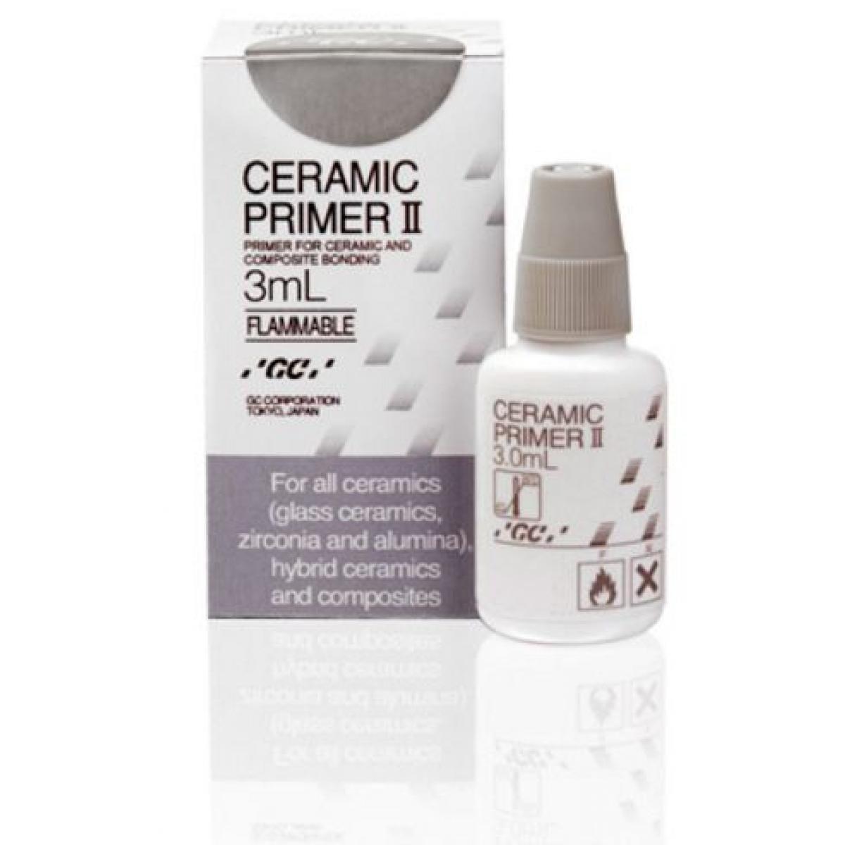 CERAMIC PRIMER II 3ML GC -