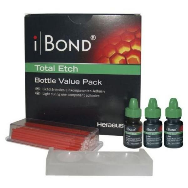 IBOND TOTAL ETCH VALUE PACK 3X4ML -