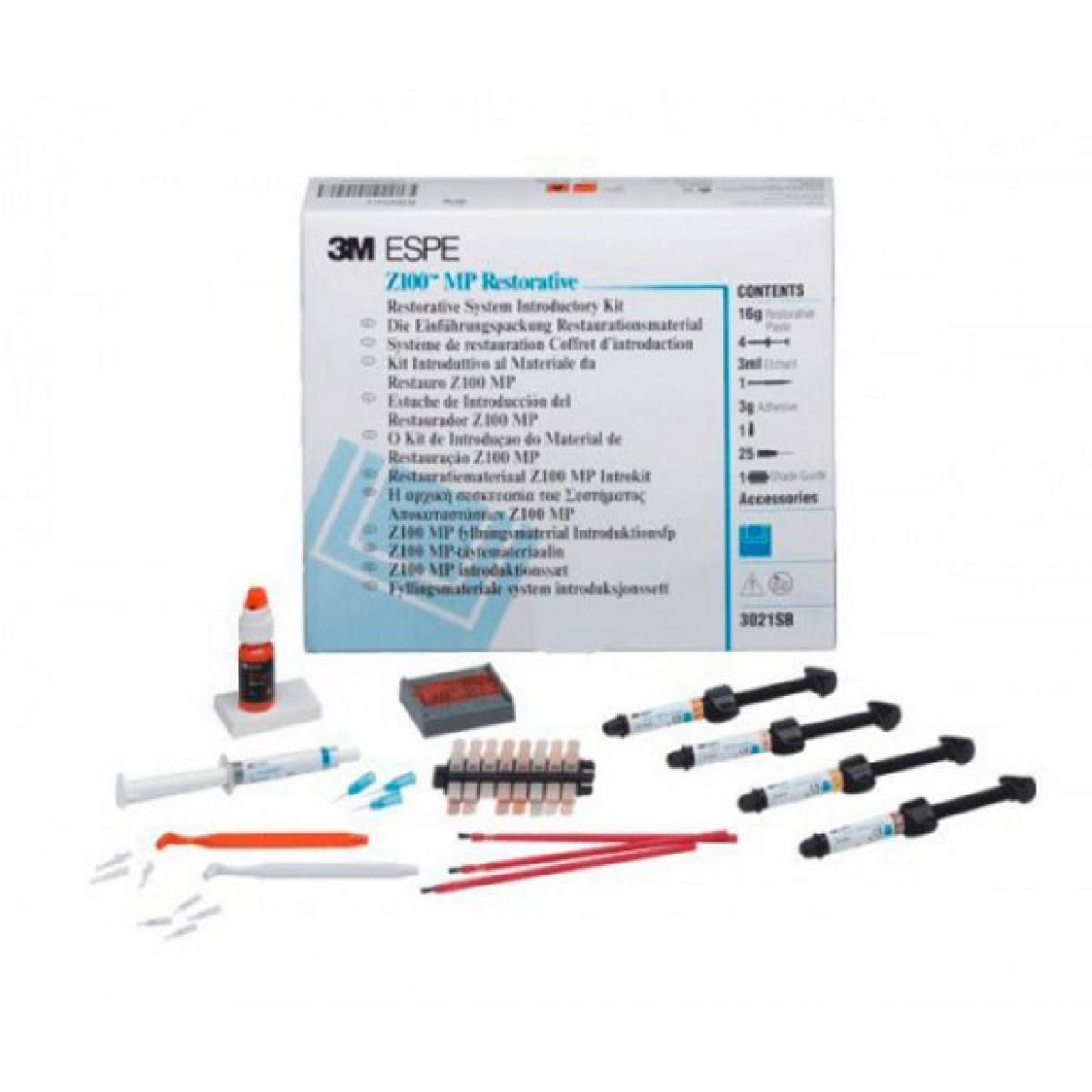 Z 100 MP JERINGAS KIT 3021 SB -