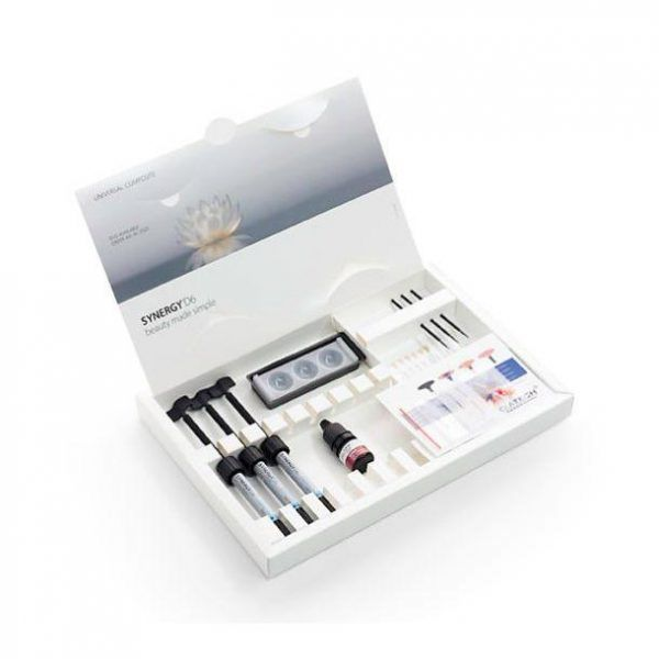 SYNERGY D6 KIT INTRO 3 JER ADH COLTENE -