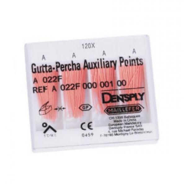 GUTAPERCHA AUXILIAR MEDIUM A022L MAILLEFER -