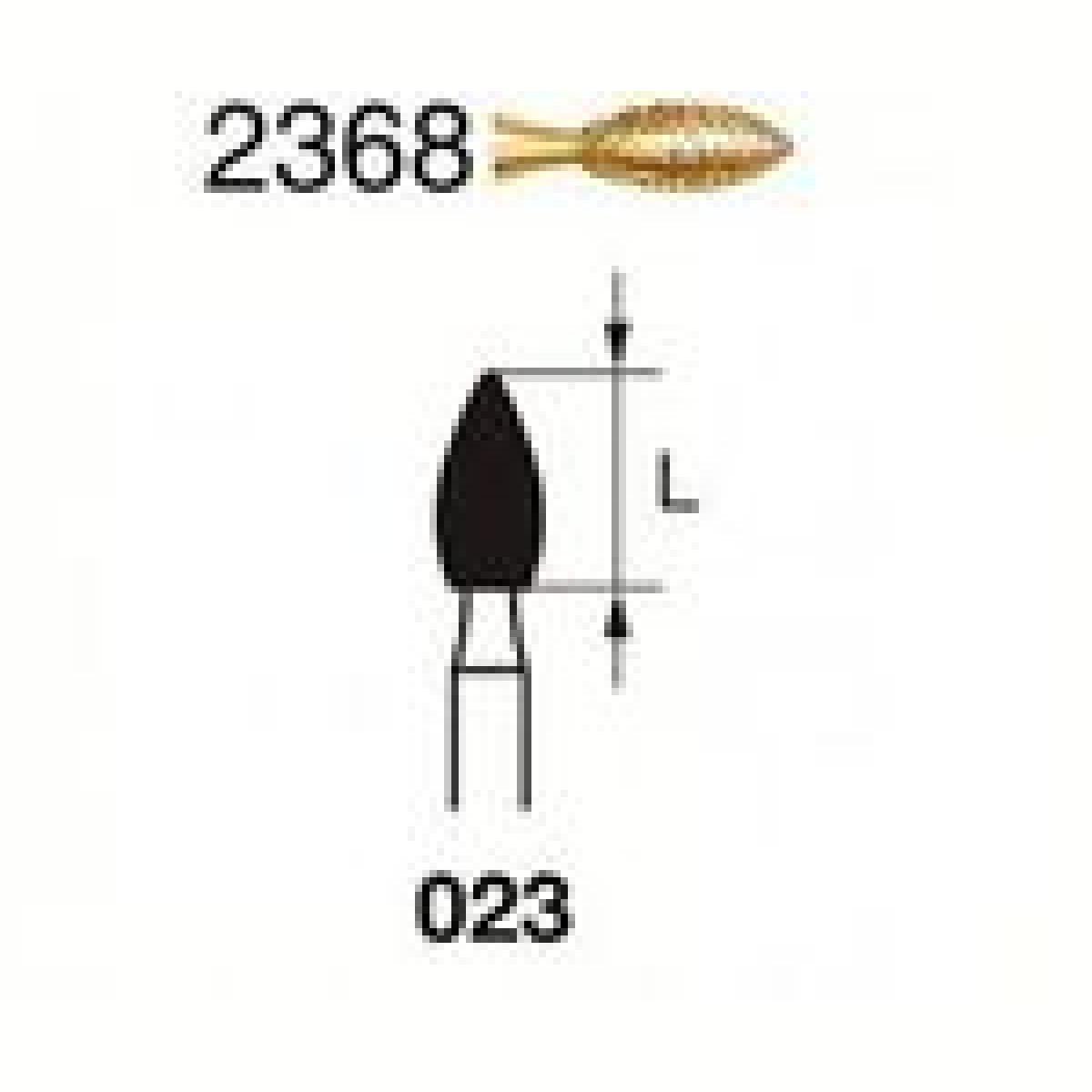 2368 314 023 FRESA DIAMANTE FG 2000 CX5 KOMET -