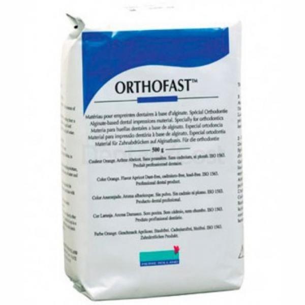ALGINATO ORTHOFAST 500G -