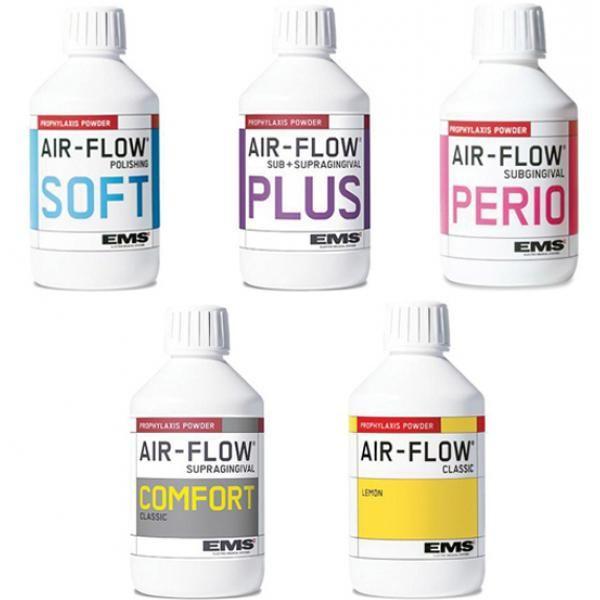BICARBONATO AIR FLOW AF PLUS 4X120GR EMS -