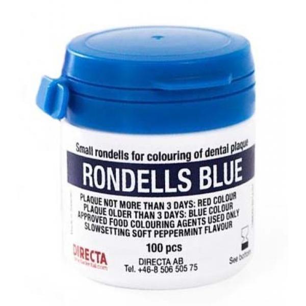 DETECTOR DE PLACA RONDELL BLUE -