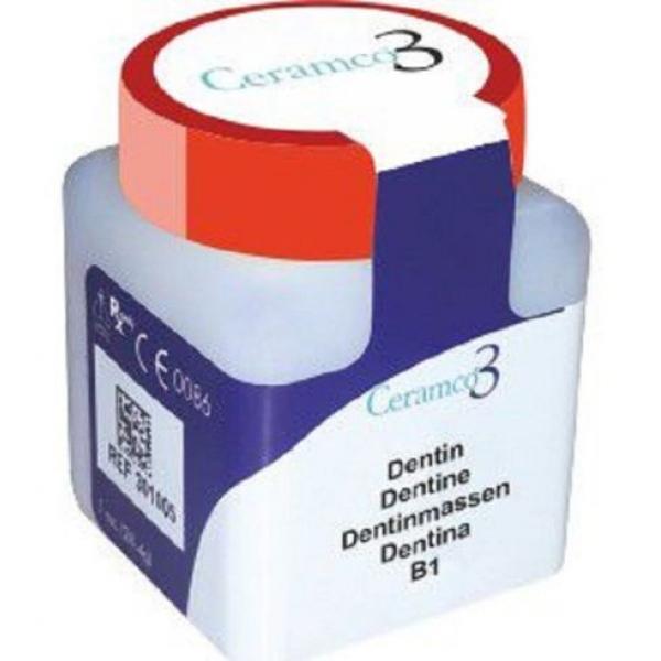 CERAMCO 3 DENTINA A1 28 4GR DEGUDENT -