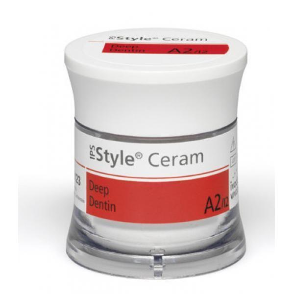 IPS STYLE CERAM DEEP DENTIN A1 20GR IVOCLAR -