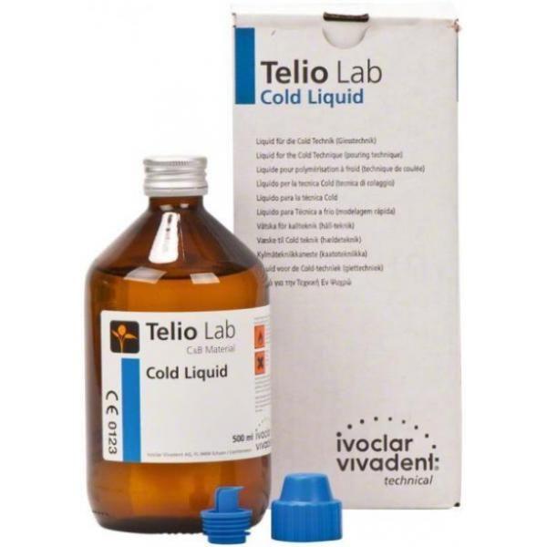 TELIO LAB COLD LIQUIDO 500ML IVOCLAR -