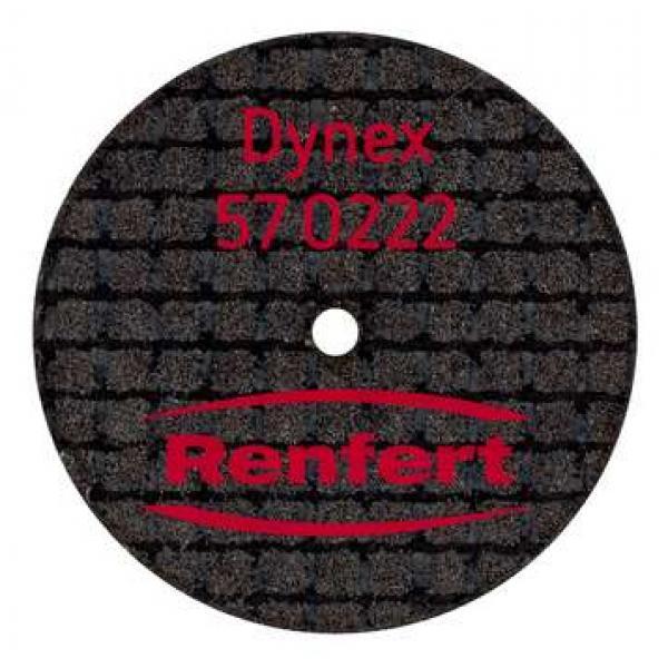 DISCO DYNEX 22X0 2MM CX20 570222 pre RENFERT -
