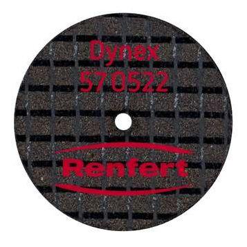 DISCO DYNEX 22X0 5MM CX20 570522 RENFERT -