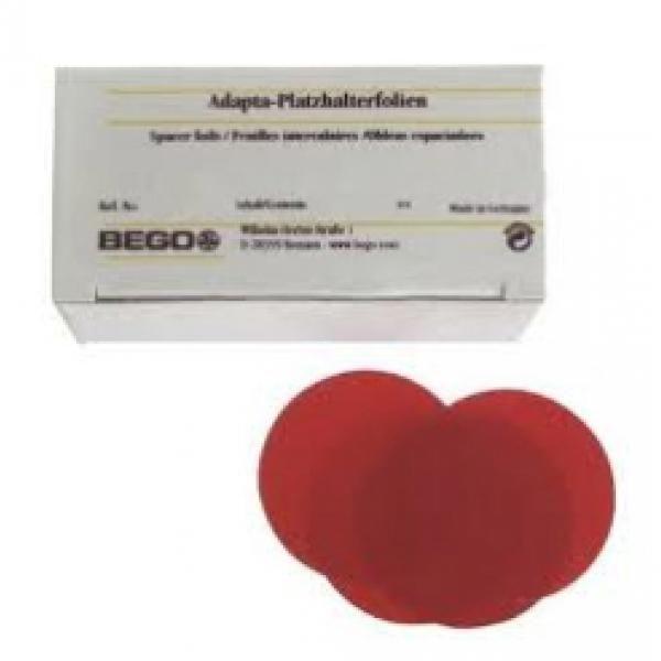 ADAPTA OBLEAS 0 1 MM X200 ROJO 20502 BEGO -