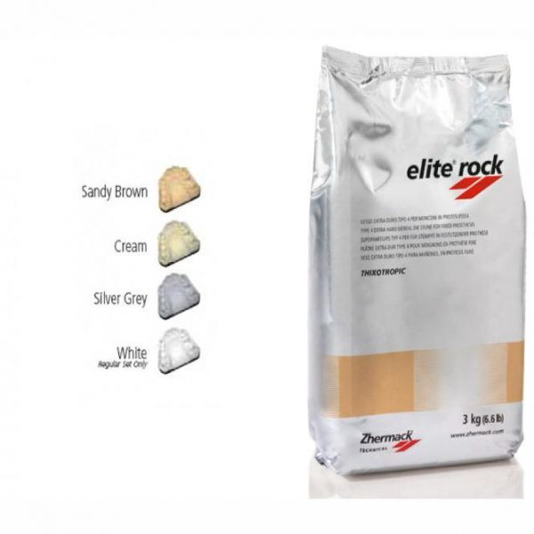 ESCAYOLA ELITE ROCK CREAM 3 K ZHERMACK -