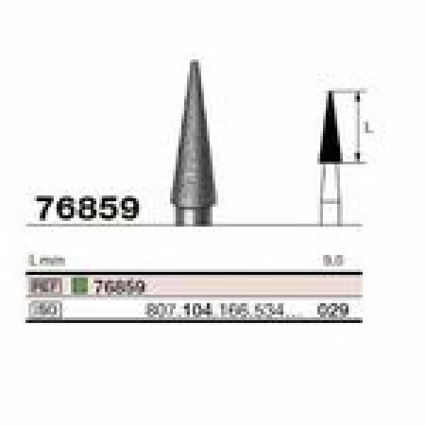 76859 104 029 FRESA DIAMANTE PM CX1 KOMET -