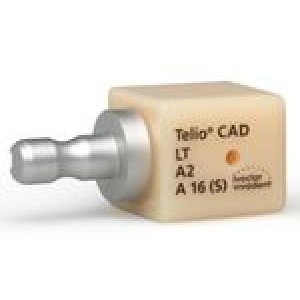 TELIO CAD CEREC INLAB LT A2 A16 S CX3 IVOCLAR -