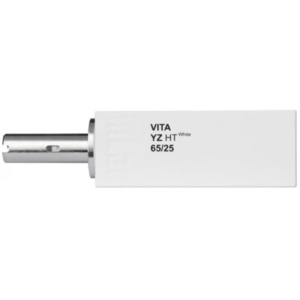 YZ HTWHITE FOR IN LAB 65 25 CX1 VITA -