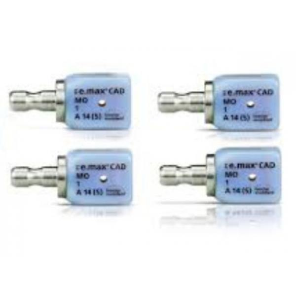 E MAX CAD CEREC A14 L MO 1 CX5 644363 IVOCLAR -