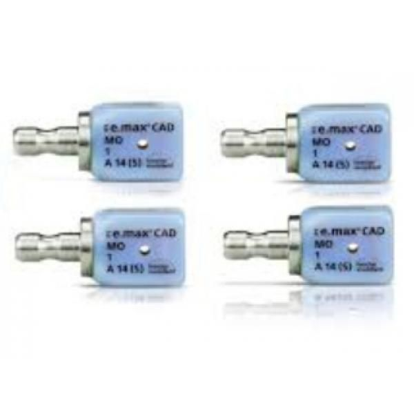 E MAX CAD CEREC A14 L MO 0 CX5 644362 IVOCLAR -