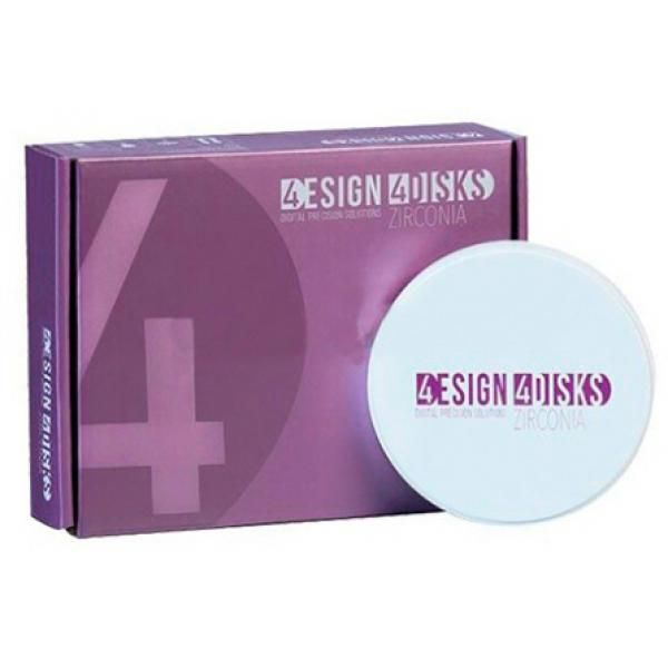 DISCO 4DESGIN 4DISK HD MULTICAPA A3 20MM -
