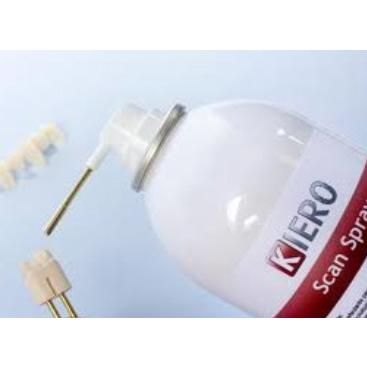 SPRAY ESCANEAR BLANCO 400 ML KIERO -