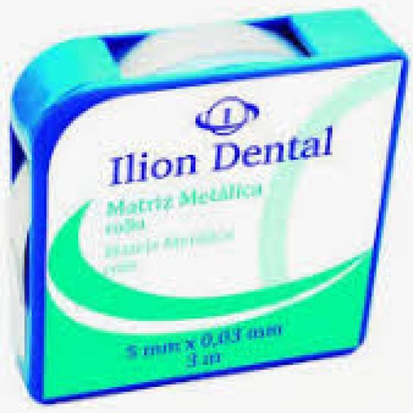 MATRICES ILION METALICAS ROLLO 0 045 MM X 7 MM X3 M -